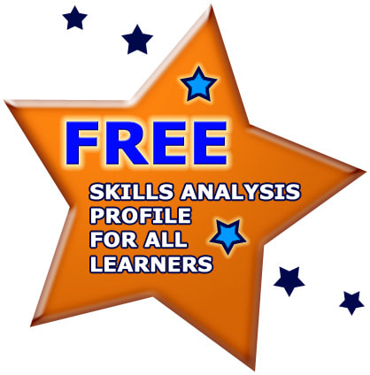 FREE Skills Analysis Profile for all Learners