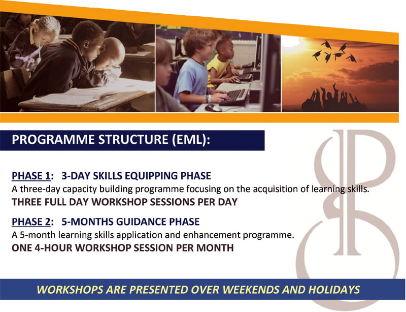 PROGRAMME STRUCTURE (EML)